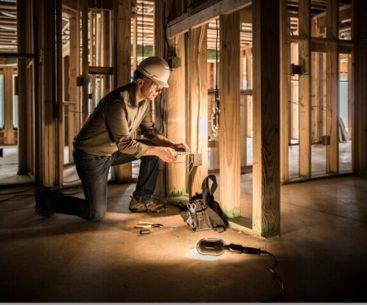 residential-electrician-demonstrates-what-is-a-work-involved