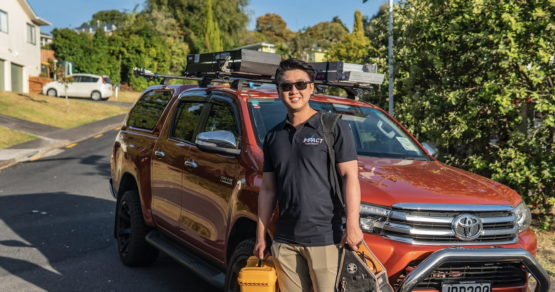 allan-from-impact-electrical-offering-smart-vent-in-auckland